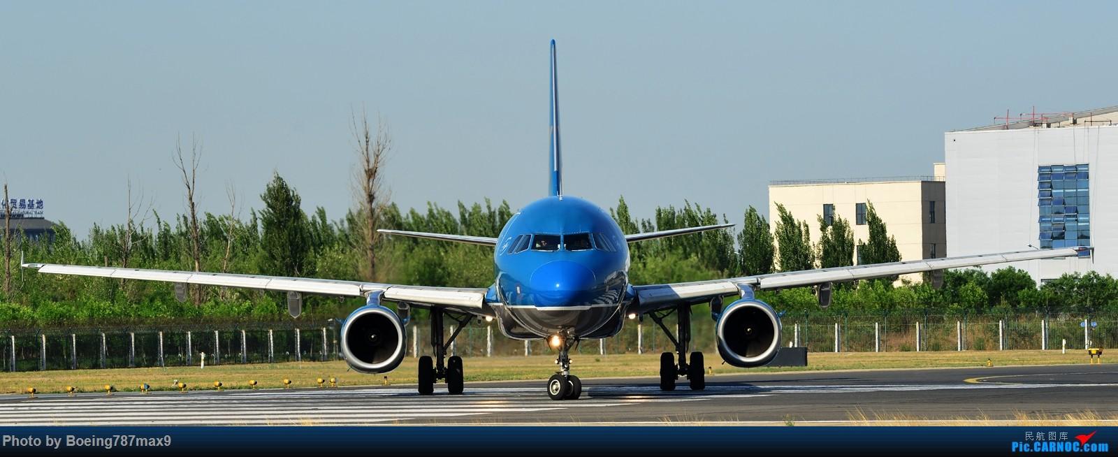 Re:[原创]【PEK】独一无二独特的拍摄角度,超有震撼力的机头『1600*高清大图』 AIRBUS A321 VN-A329 中国北京首都国际机场