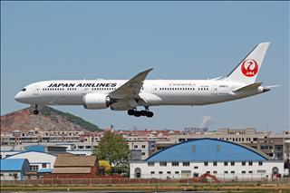 Re:[DLC]。。。JAPAN AIRLINES 787-9。。。