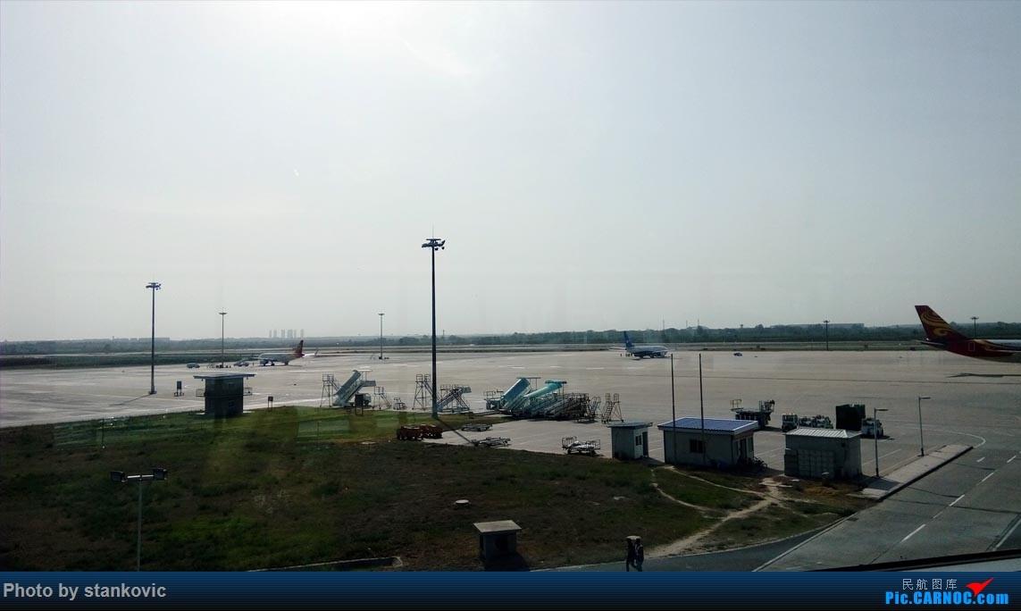 Re:大连-西安2016考博之旅,全程首都航空。 AIRBUS A320-200 B-9961 中国西安咸阳国际机场