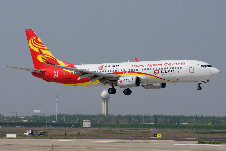 Re:[原创]【PVG】炒点冷饭,PVG 34R一组 BOEING 737-800 B-5835 中国上海浦东国际机场