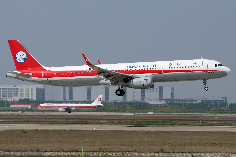 Re:【PVG】炒点冷饭,PVG 34R一组 AIRBUS A321-200 B-9967 中国上海浦东国际机场