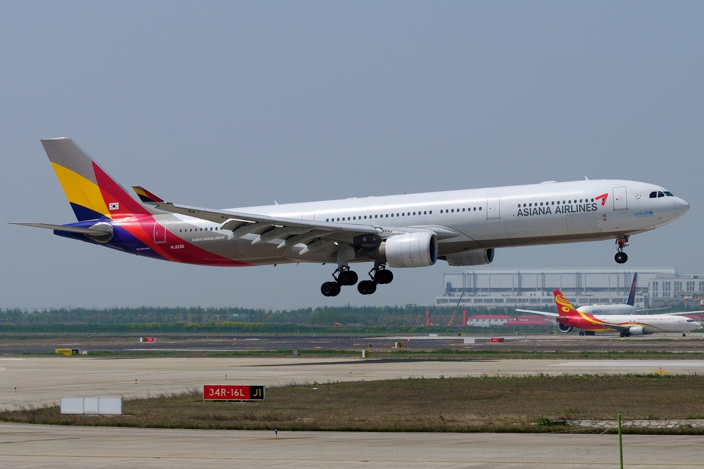 Re:[原创]【PVG】炒点冷饭,PVG 34R一组 AIRBUS A330-300 HL8286 中国上海浦东国际机场