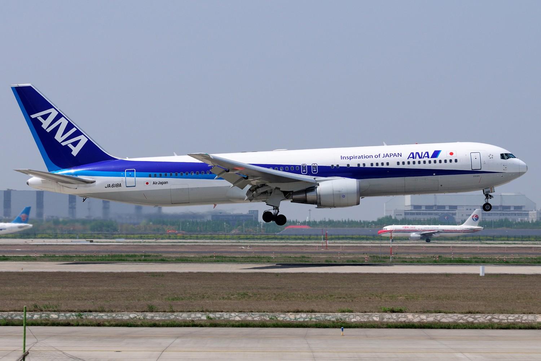 Re:[原创]【PVG】炒点冷饭,PVG 34R一组 BOEING 767-300 JA618A 中国上海浦东国际机场