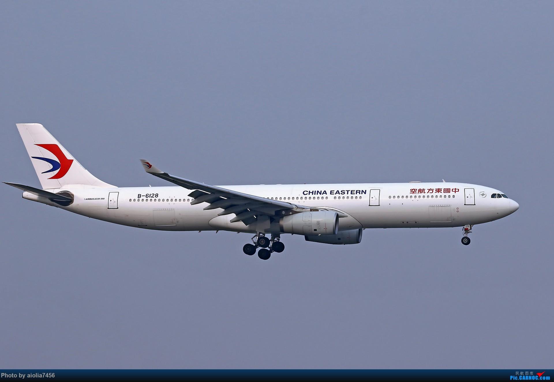 Re:[原创][合肥飞友会]【【村夫进城系列之四】原来上海大飞机看多了也会审美疲劳 AIRBUS A330-300 B-6128 中国上海虹桥国际机场