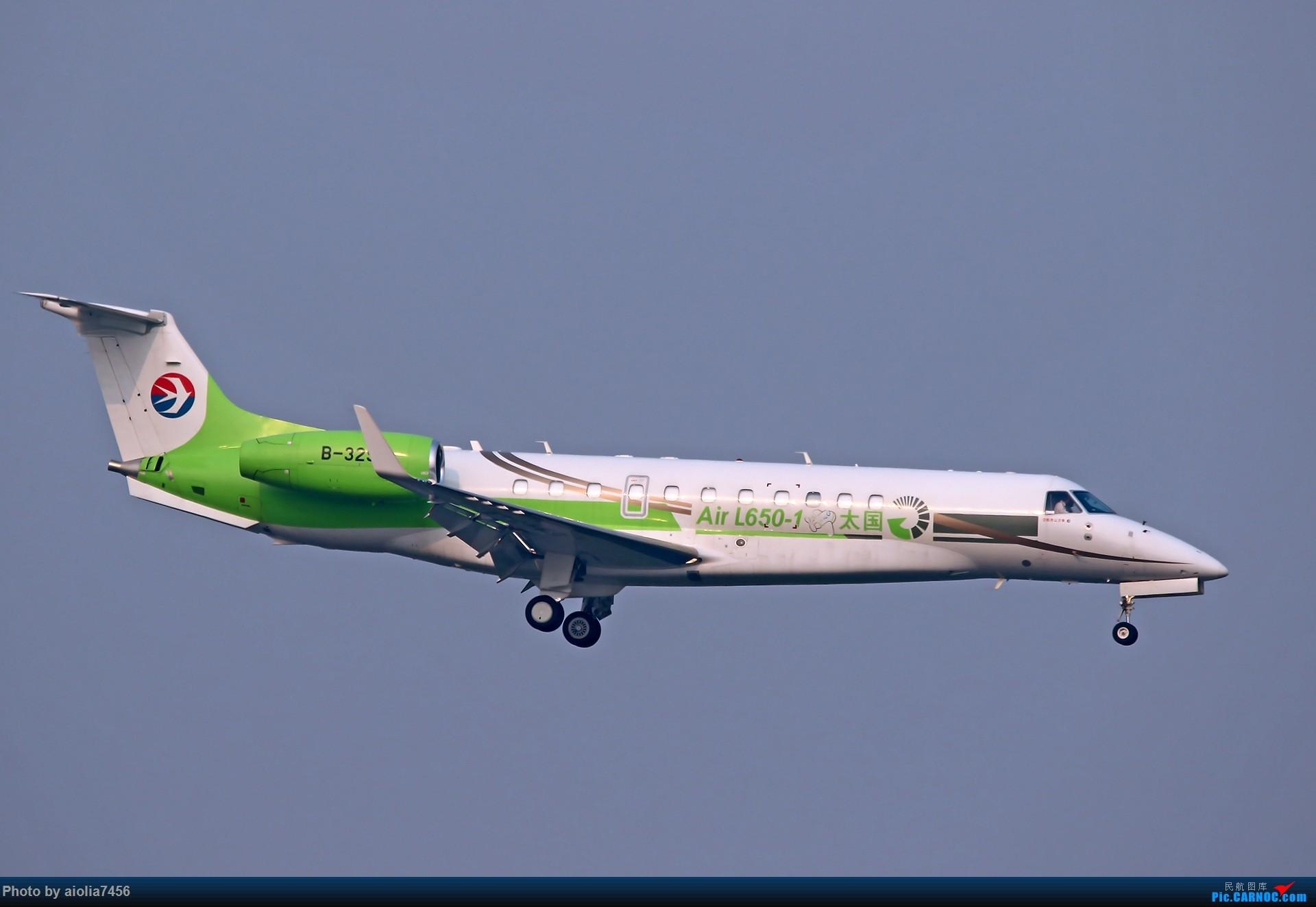 Re:[原创][合肥飞友会]【【村夫进城系列之四】原来上海大飞机看多了也会审美疲劳 EMBRAER LEGACY 650 B-3295 中国上海虹桥国际机场
