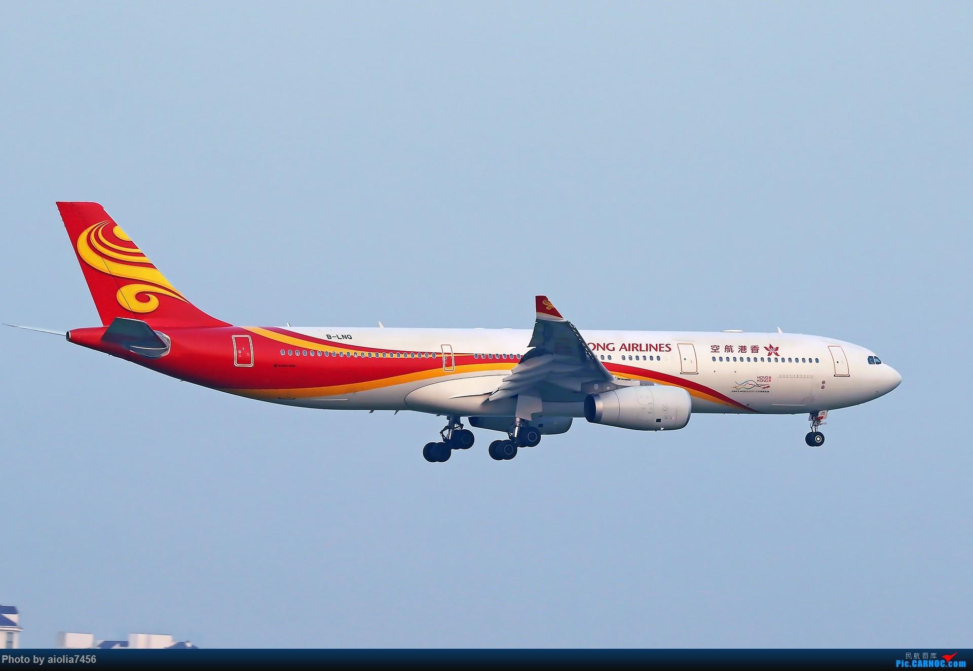 Re:[原创][合肥飞友会]【【村夫进城系列之四】原来上海大飞机看多了也会审美疲劳 AIRBUS A330-300 B-LNQ 中国上海虹桥国际机场