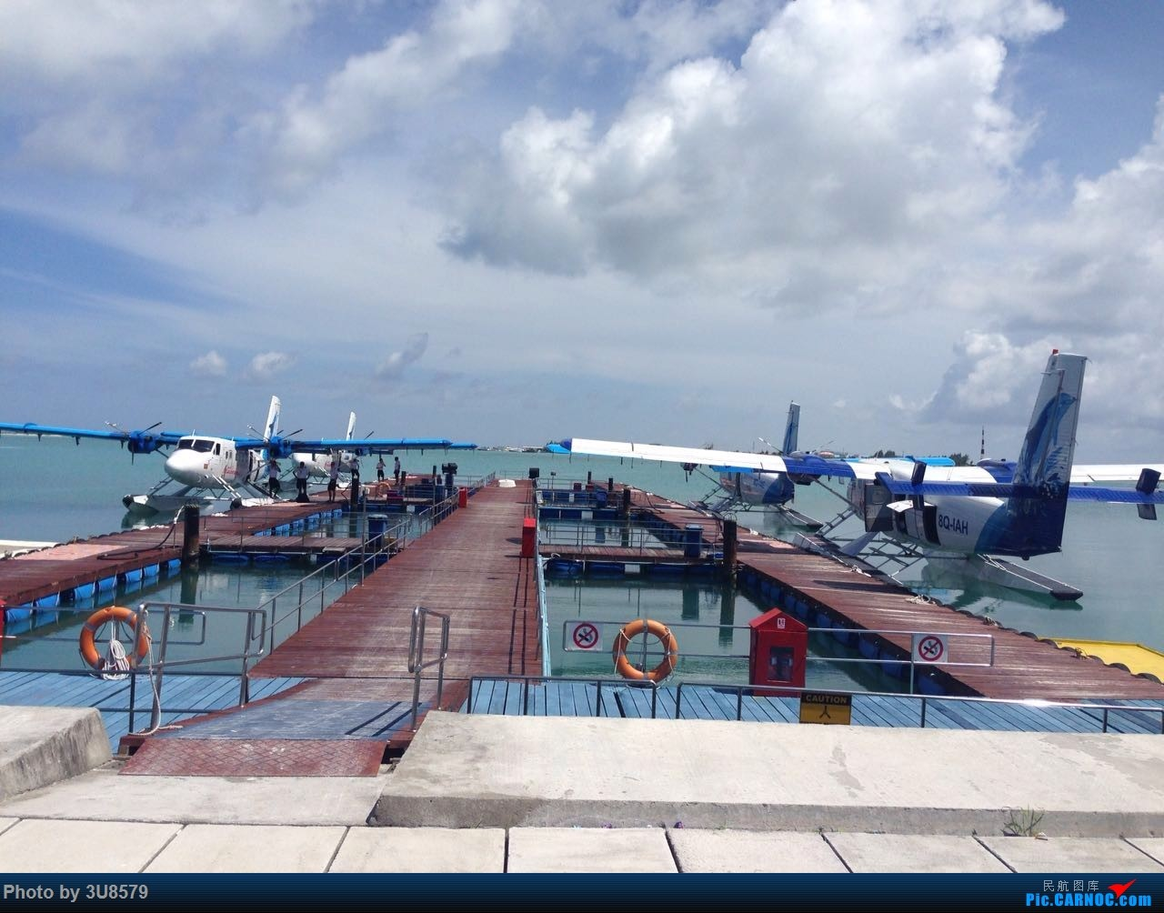 Re:马尔代夫水上飞机    马尔代夫马累机场