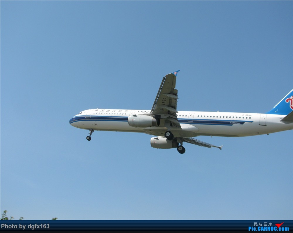Re:[原创]【dgfx163的拍机(2)大连周水子DLC,比较平淡,内有好货(厦航天合号)ANA货机(763F),还不错 AIRBUS A321-200 B-6580 中国大连国际机场