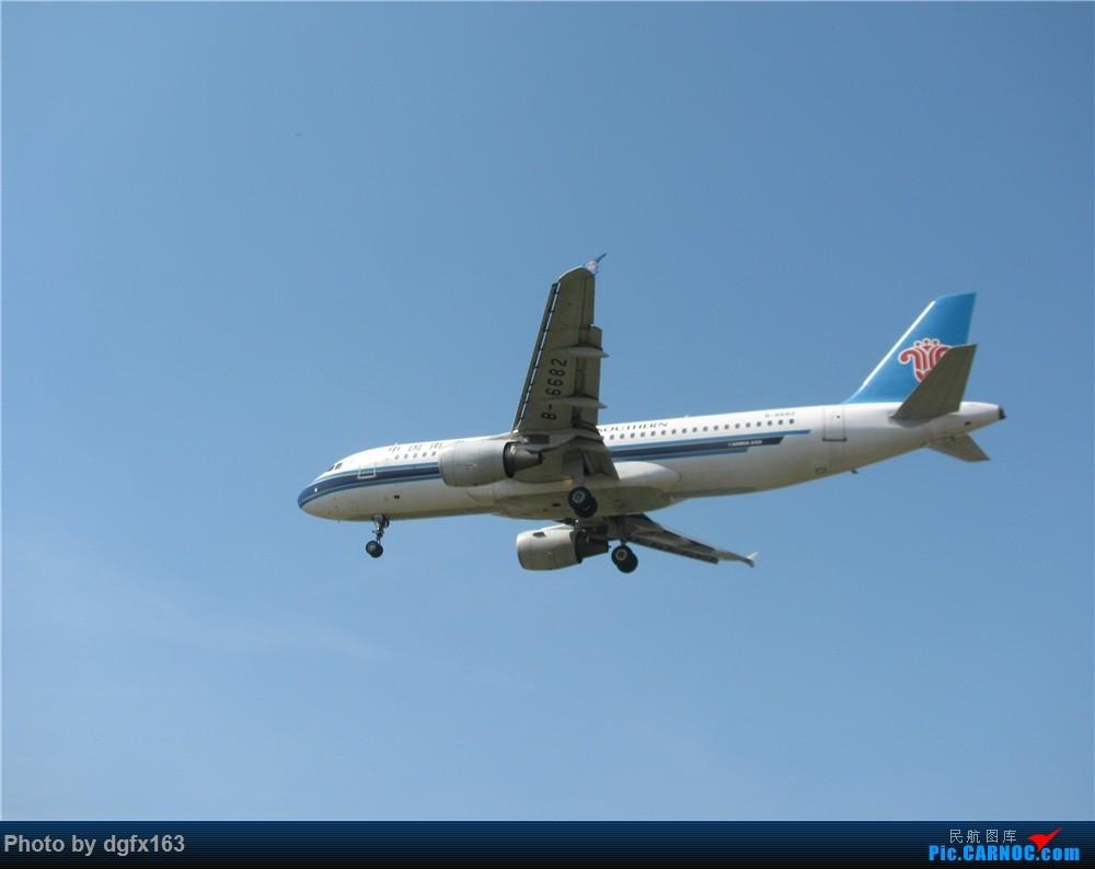 Re:[原创]【dgfx163的拍机(2)大连周水子DLC,比较平淡,内有好货(厦航天合号)ANA货机(763F),还不错 AIRBUS A320-200 B-6682 中国大连国际机场