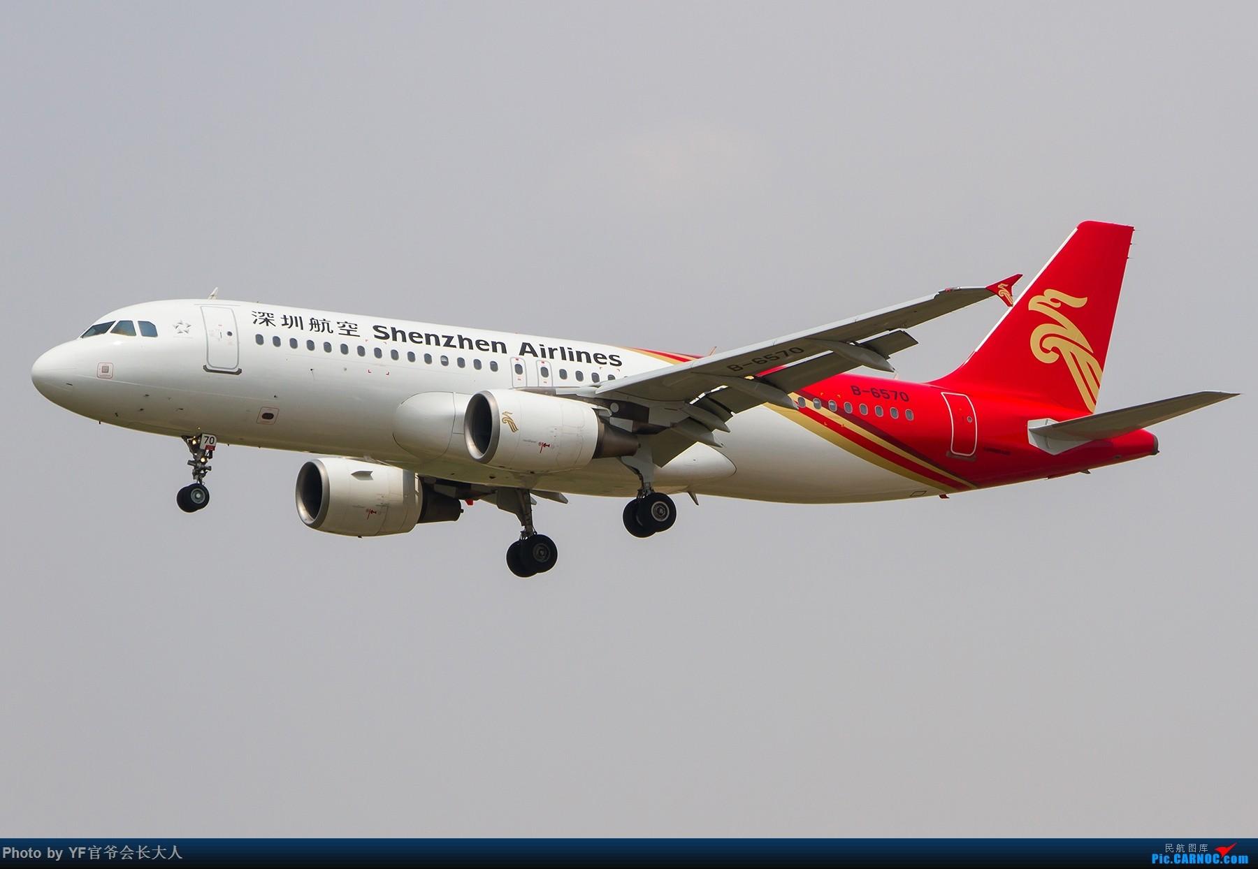 Re:[原创]【ZYTX】轻易不拍机,拍就要拍个过瘾!(新开的酷鸟,亚洲大西洋,顺带碰上朝韩两国的好货) AIRBUS A320-200 B-6570 中国沈阳桃仙国际机场