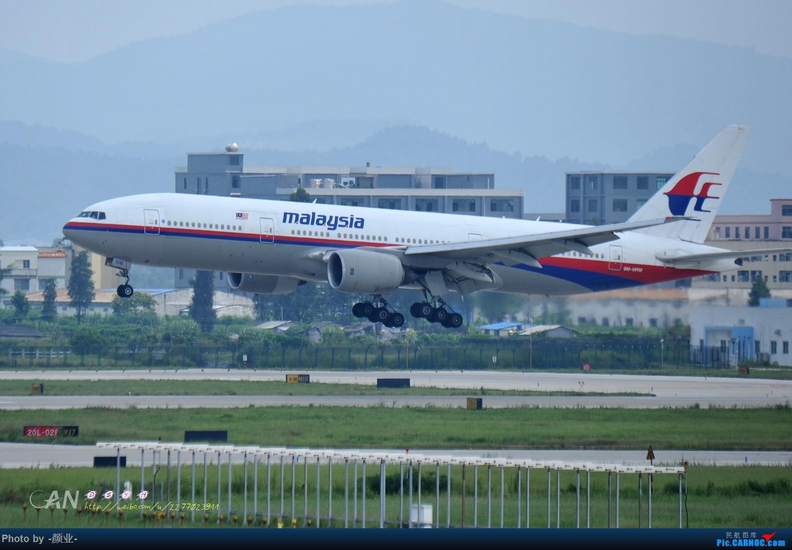 Re:[原创]ZGGG(广州CAN)的波音777系列-继续更新 BOEING 777-200ER 9M-MRM 中国广州白云国际机场