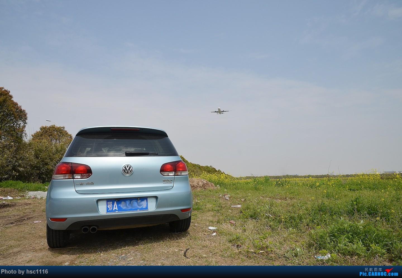 [原创]烂天的PVG,北美进港高峰,UA/CA大星星 AIRBUS A320-200  中国上海浦东国际机场