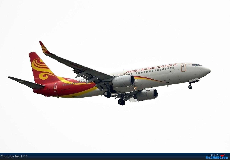 Re:[原创]烂天的PVG,北美进港高峰,UA/CA大星星 BOEING 737-800 B-5417 中国上海浦东国际机场