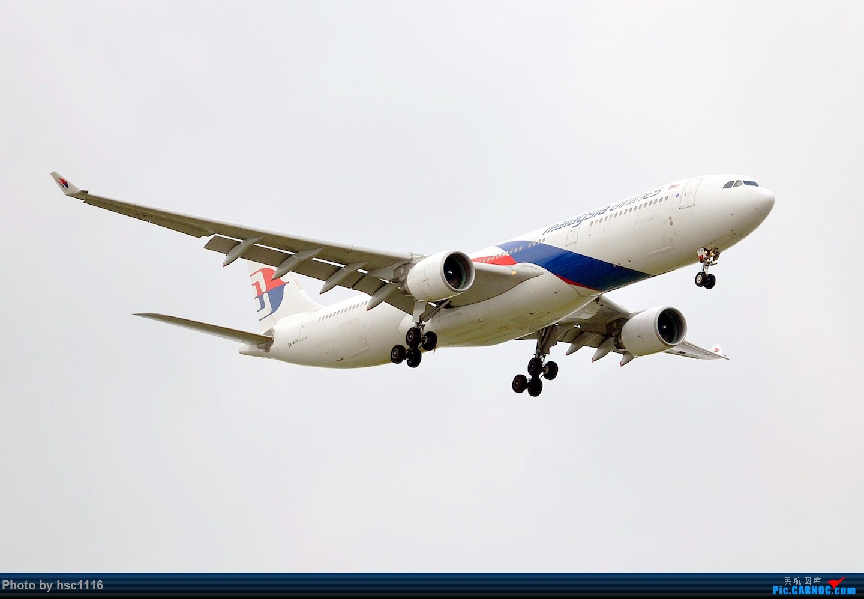 Re:烂天的PVG,北美进港高峰,UA/CA大星星 AIRBUS A330-300  中国上海浦东国际机场