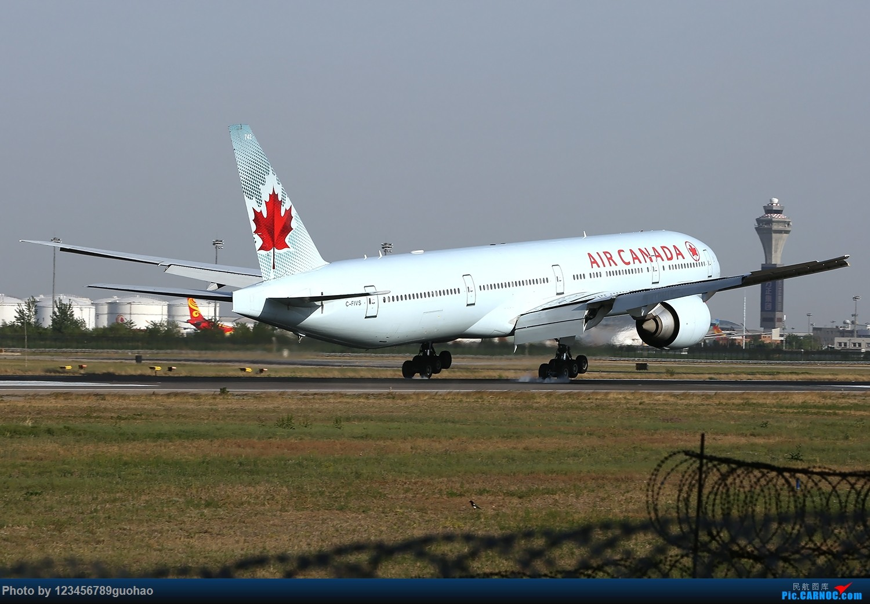 Re:[原创]归置一组18R BOEING 777-300ER C-FIVS 北京首都机场