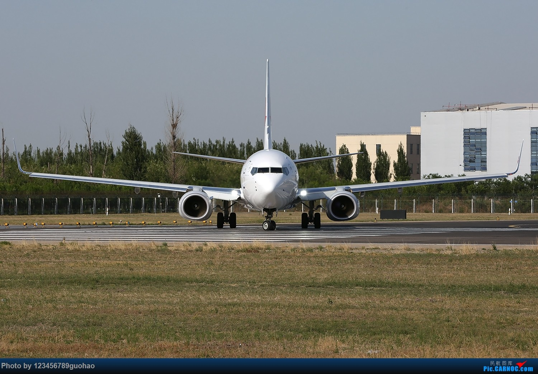 Re:[原创]归置一组18R BOEING 737-800 B-7590 北京首都机场
