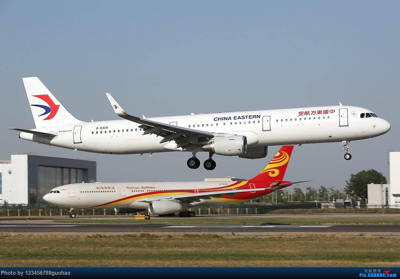 Re:[原创]归置一组18R AIRBUS A321-200 B-8405 北京首都机场