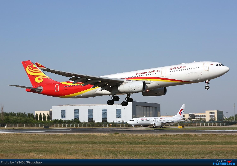 Re:[原创]归置一组18R AIRBUS A330-300 B-8016 北京首都机场