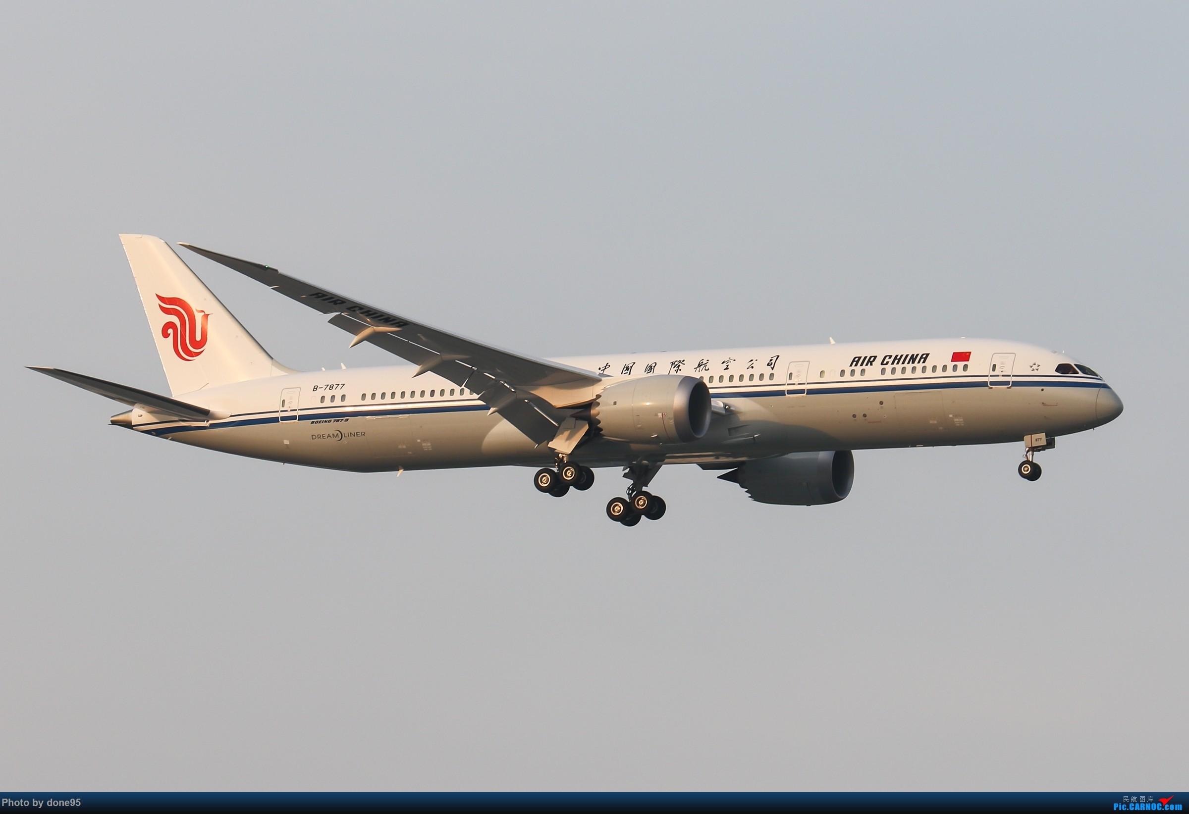 >>[原创]国航首架787-9