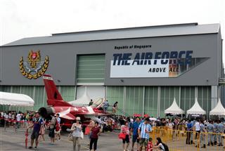2016年新加坡空军开放日 PayaLebar AirBase