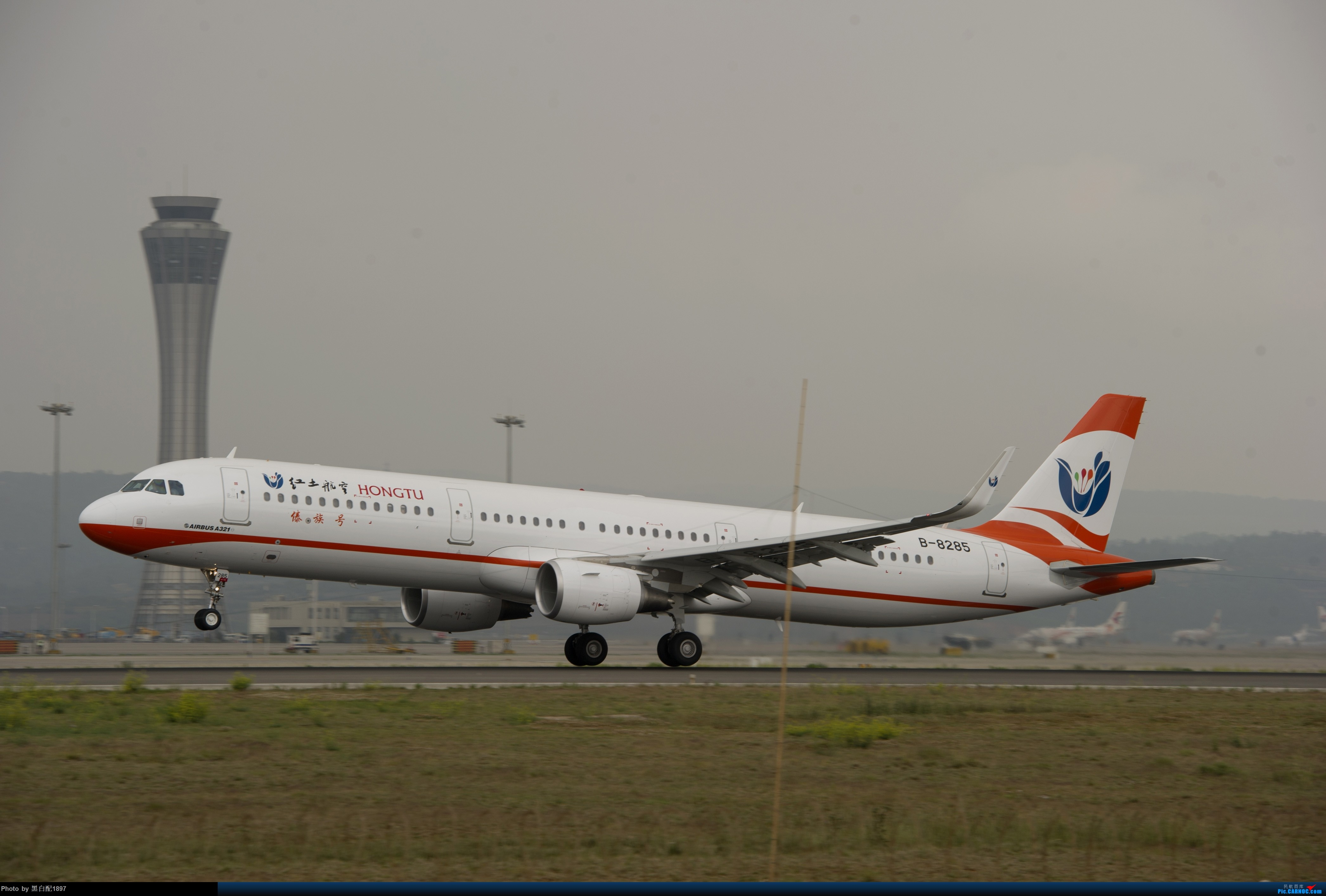 Re:云南红土航空昆明首航南昌 AIRBUS A321 B-8285 昆明长水国际机场