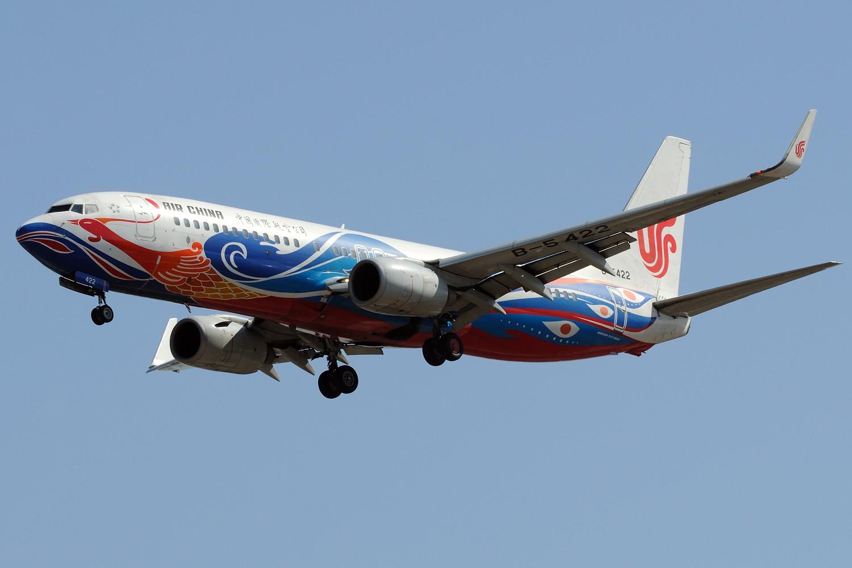 Re:[原创]【PEK】继续炒冷饭,PEK杂图一组 BOEING 737-800 B-5422 中国北京首都国际机场