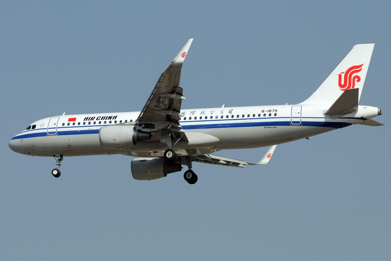 Re:[原创]【PEK】继续炒冷饭,PEK杂图一组 AIRBUS A320-200 B-1875 中国北京首都国际机场