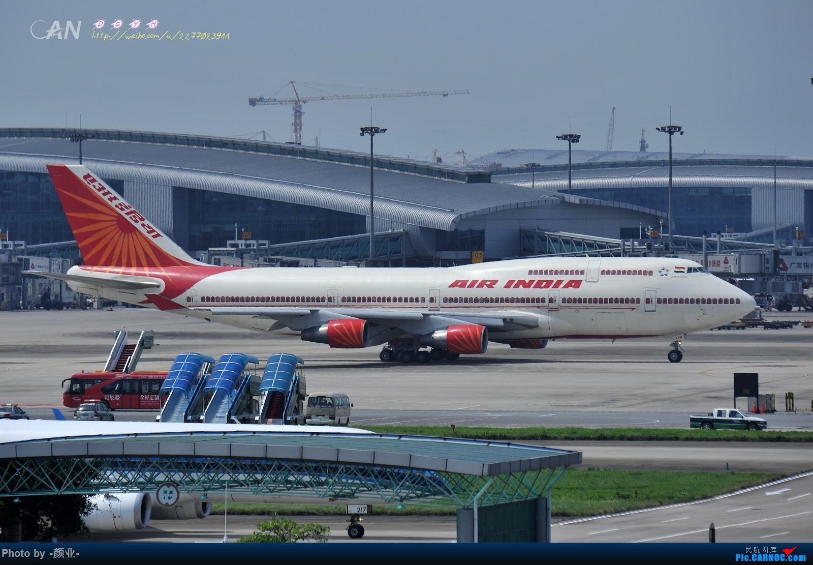 Re:[原创]2011-2016我的打灰机心情[广州] BOEING 747-400 VT-EVB 中国广州白云国际机场