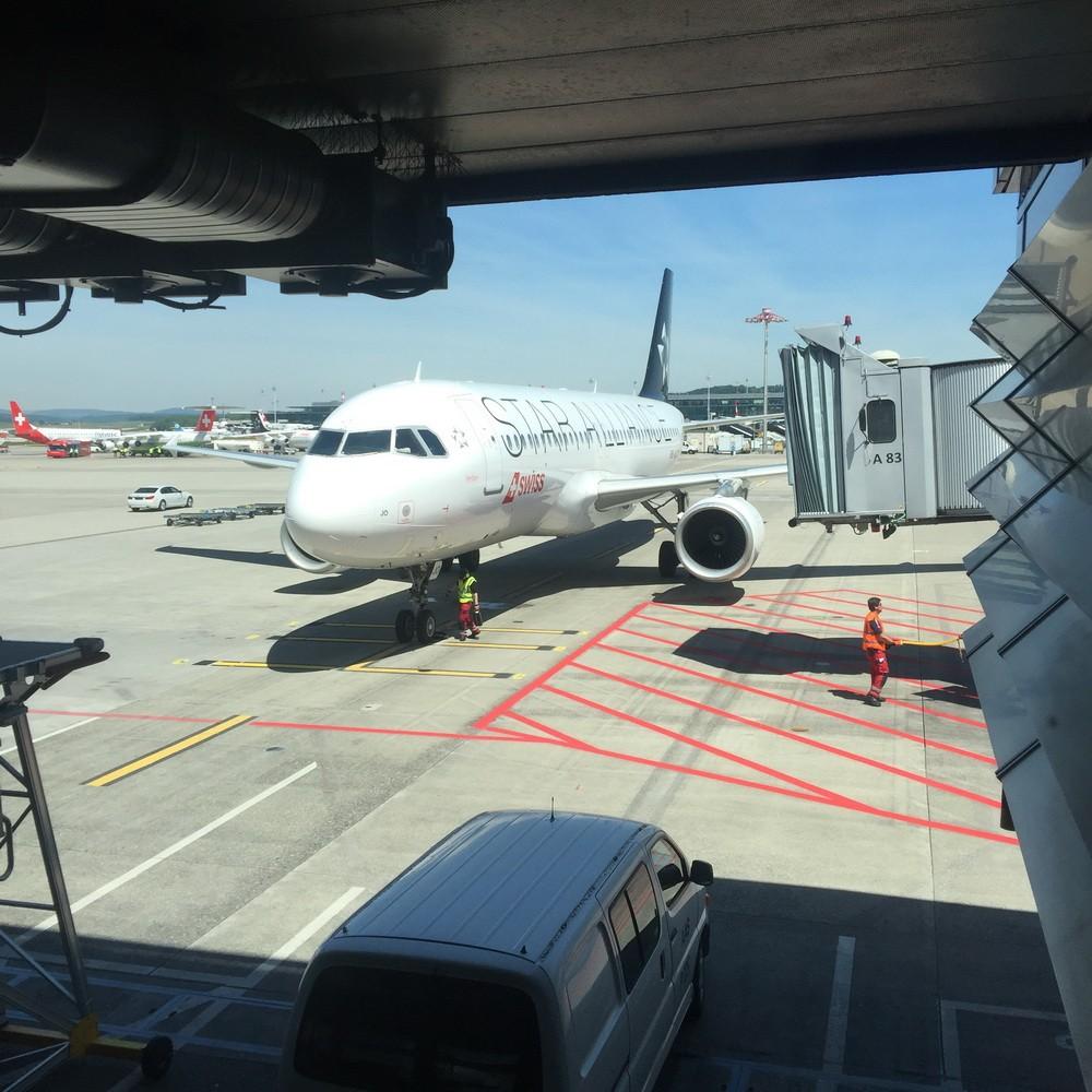 Re:[原创]好久没发游记,来一串撸:德意捷西游汉莎瑞航KLM