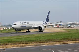 Re:[DLC]。。。大韩航空天合联盟777-300ER HL7783。。。