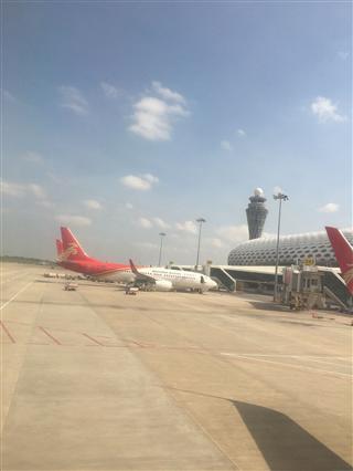 Re:深圳航空公司