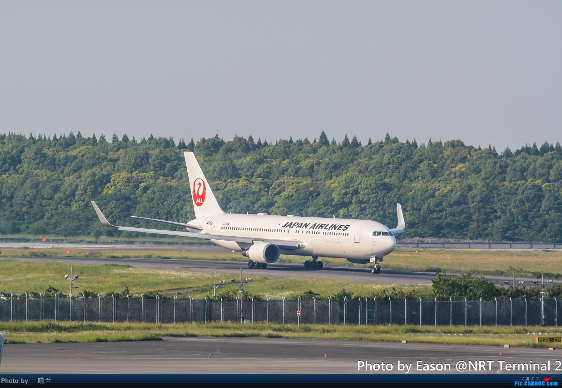 boeing 767-300er ja616j 日本東京成田機場 re:成田