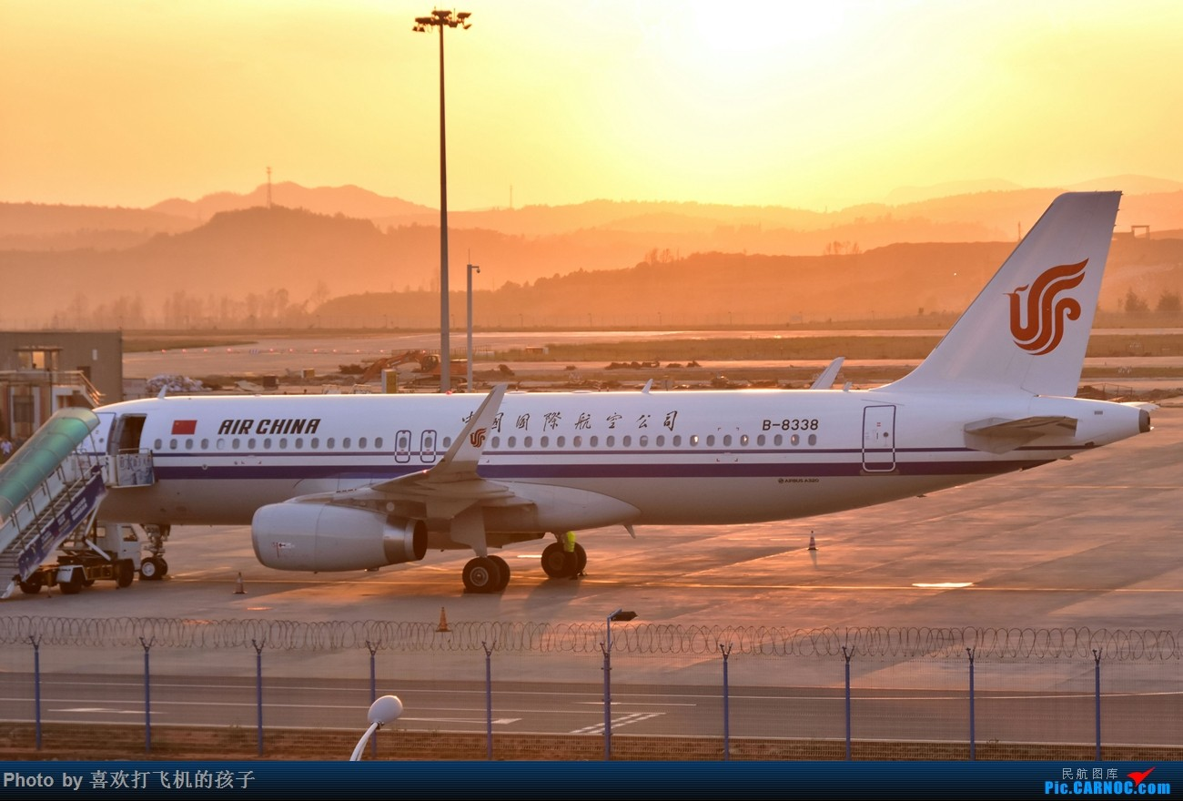 Re:[原创]【机机的飞飞】 与 @KMG木鱼 的长水半日闲 AIRBUS A320-200 B-8338 中国昆明长水国际机场
