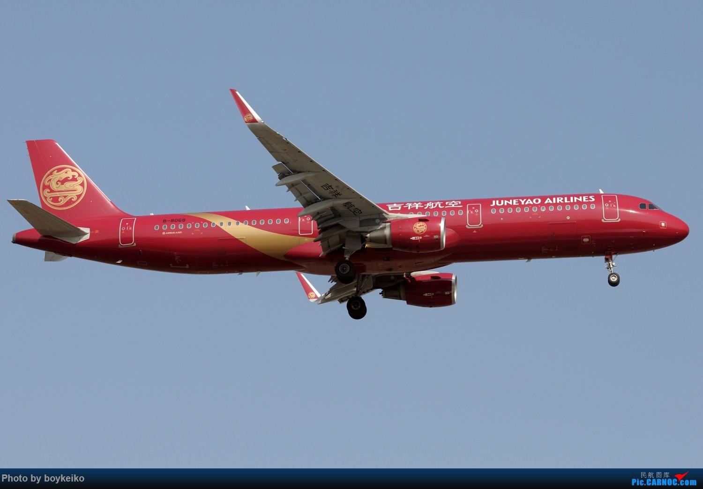 Re:[原��]【PVG】浦�|常��一�M,�w�C�是要拍,冷��是要炒 AIRBUS A321-200 B-8068 中��上海浦�|���H�C��