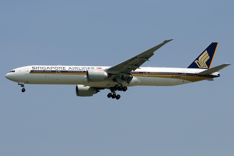 Re:[原创]【PVG】浦东常规货一组,飞机还是要拍,冷饭还是要炒 BOEING 777-300ER 9V-SWW 中国上海浦东国际机场