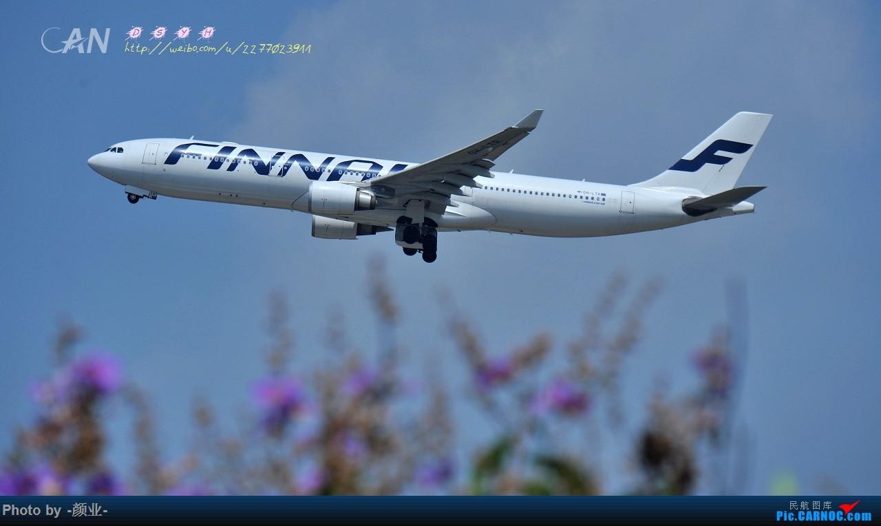 Re:[原创]2011-2016我的打灰机心情[广州] AIRBUS A330-300 OH-LTR 中国广州白云国际机场