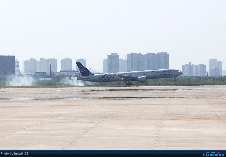 Re:【SHE沈阳】久违了桃仙机场,周末宽体及彩绘日常! 77W HL7783 中国沈阳桃仙国际机场