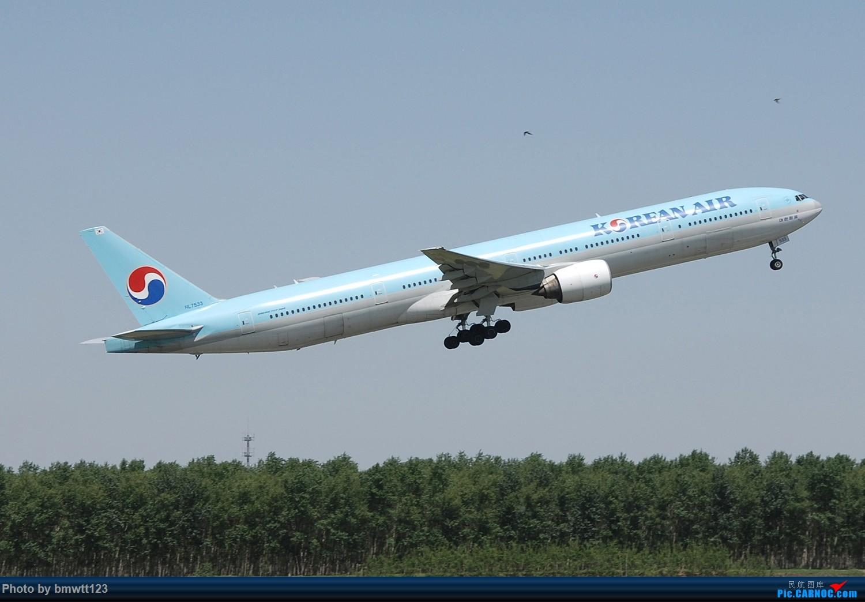 Re:[原创]【SHE沈阳】久违了桃仙机场,周末宽体及彩绘日常! BOEING 777-300 HL7533 中国沈阳桃仙国际机场