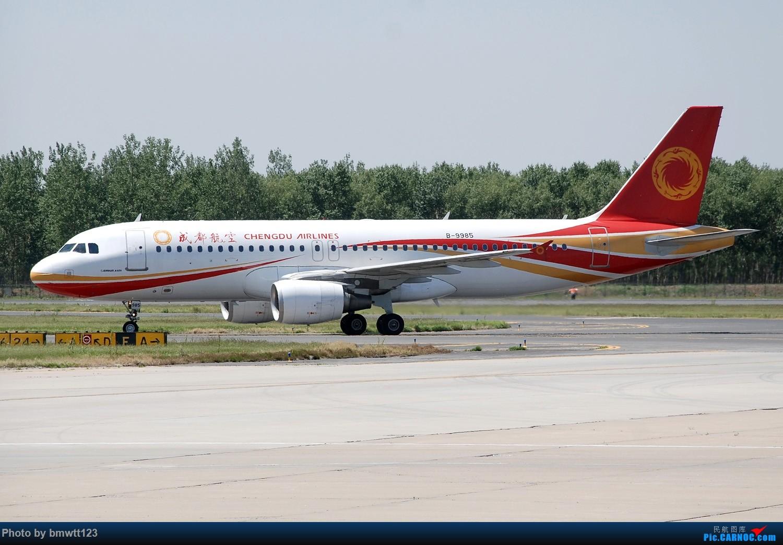 Re:[原创]【SHE沈阳】久违了桃仙机场,周末宽体及彩绘日常! AIRBUS A320-200 B-9985 中国沈阳桃仙国际机场
