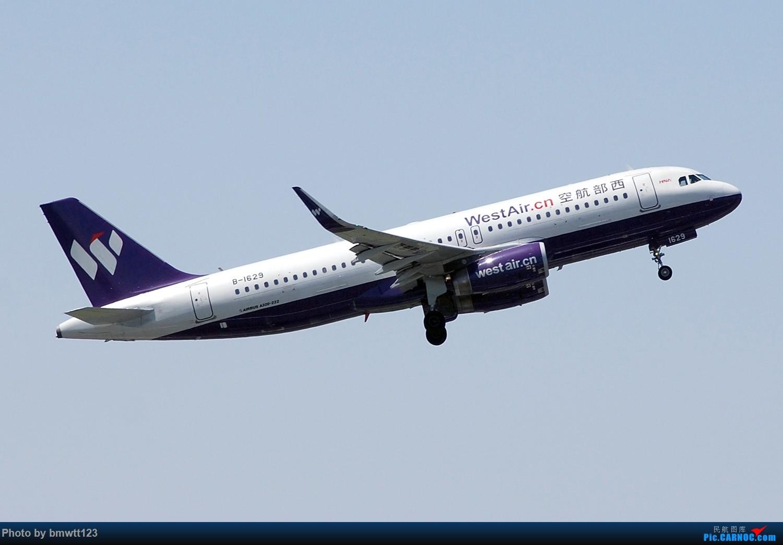 Re:[原创]【SHE沈阳】久违了桃仙机场,周末宽体及彩绘日常! AIRBUS A320-200 B-1629 中国沈阳桃仙国际机场