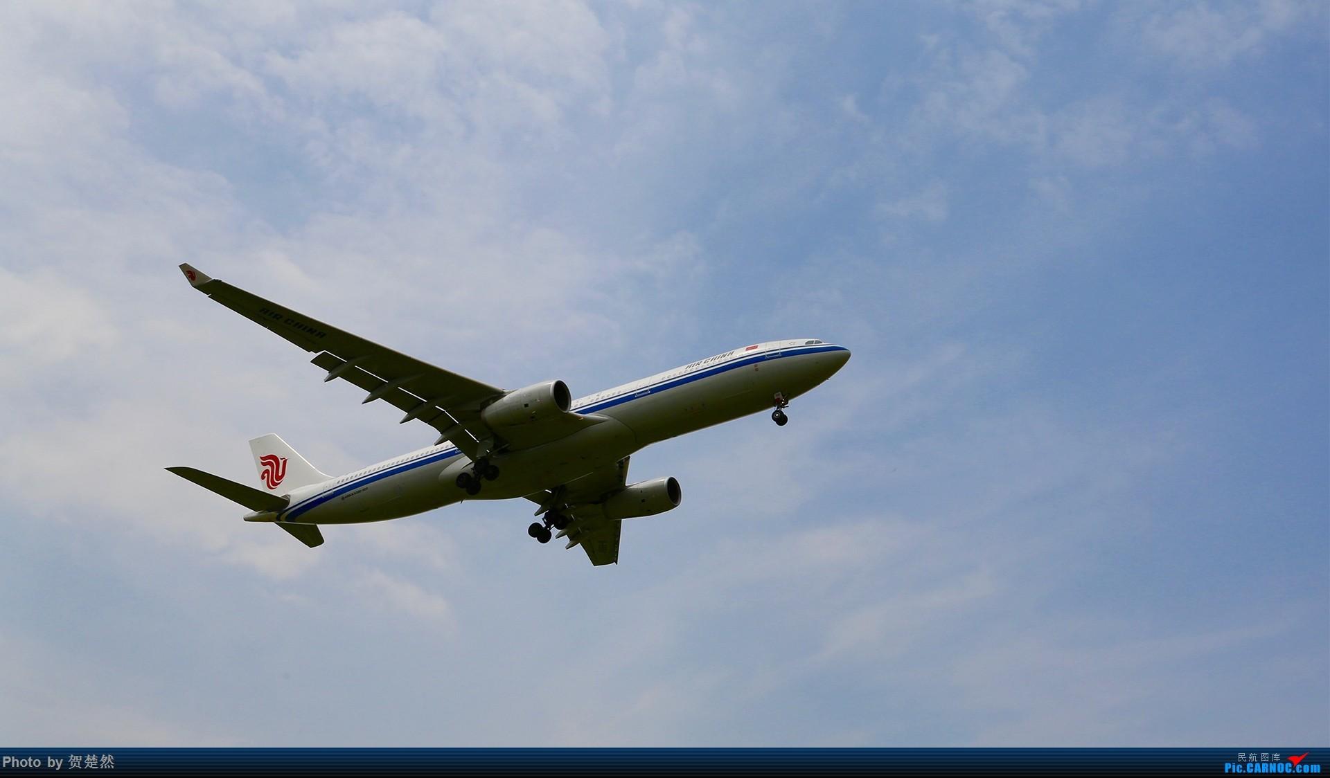 Re:[原创]高考同时高一党ZBAA拍机 AIRBUS A330-300  北京首都国际机场