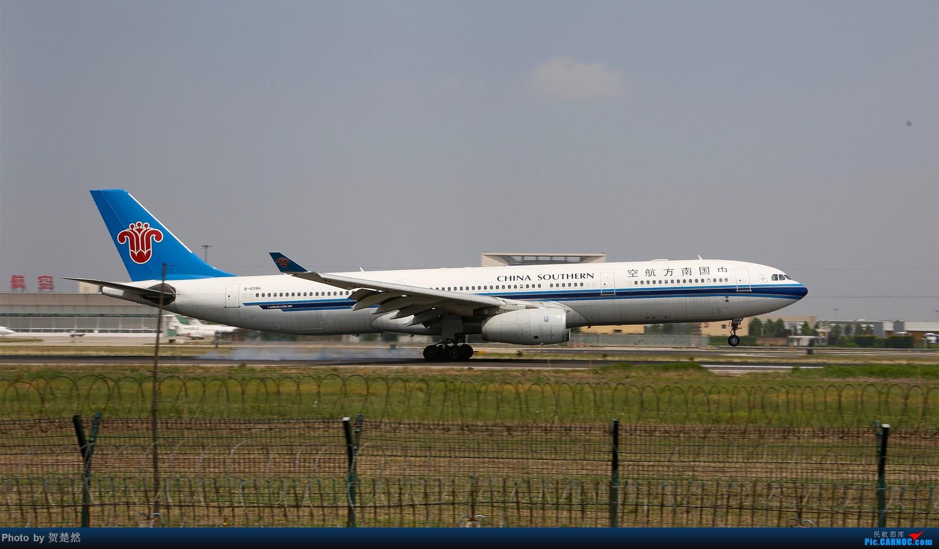 Re:[原创]高考同时高一党ZBAA拍机 AIRBUS A330-300 B-6086 中国北京首都国际机场