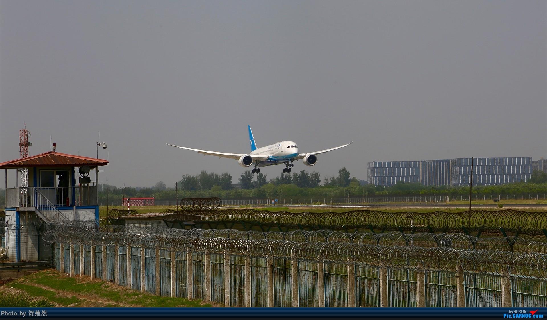 Re:[原创]高考同时高一党ZBAA拍机 BOEING 787-8 B-2761 中国北京首都国际机场