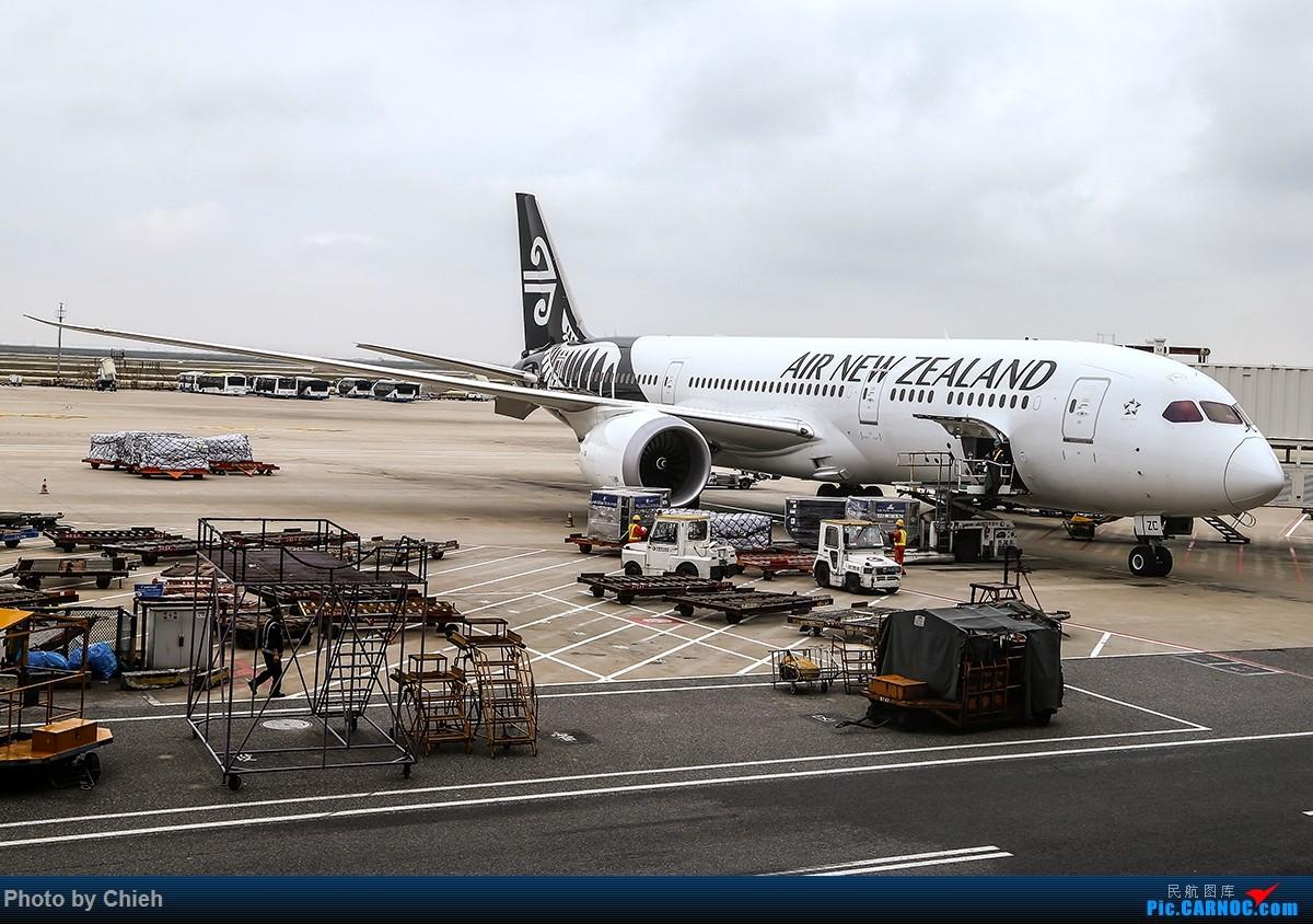 Re:[原创]2016-06-06,烂天在浦东T2里解决个有无,越南航空A359和新西兰航空B789~ B787-9  中国上海浦东国际机场