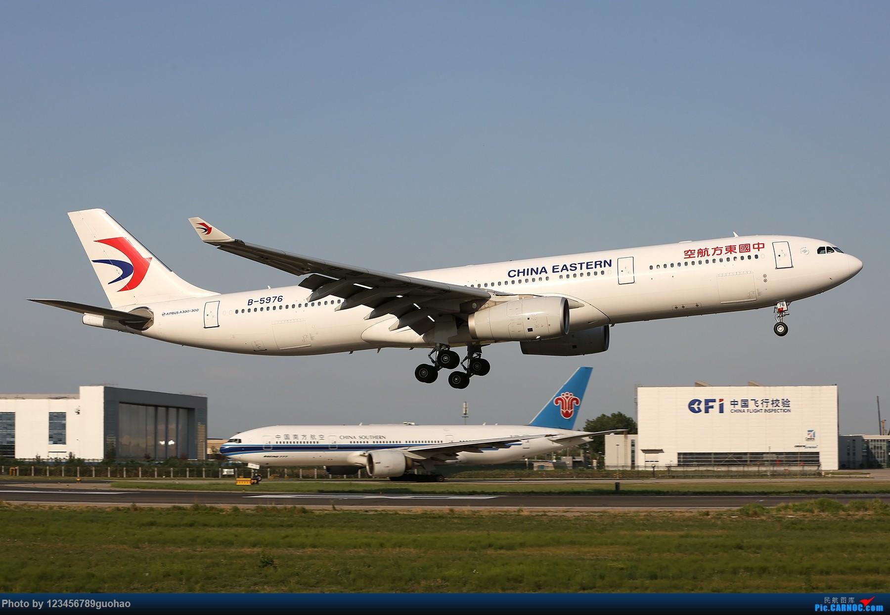 [原创]一图党-东航333 AIRBUS A330-300 B-5976 北京首都机场