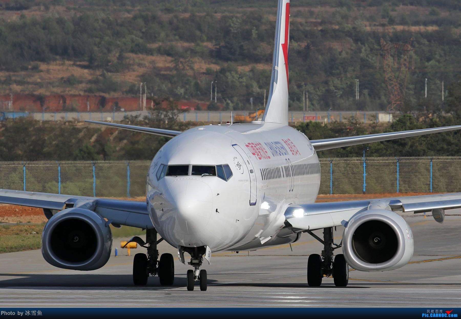 Re:[原创][BLDDQ-昆明飞友会]弹指一挥间在本论坛混了10年了! BOEING 737-800 B-6147 中国昆明长水国际机场