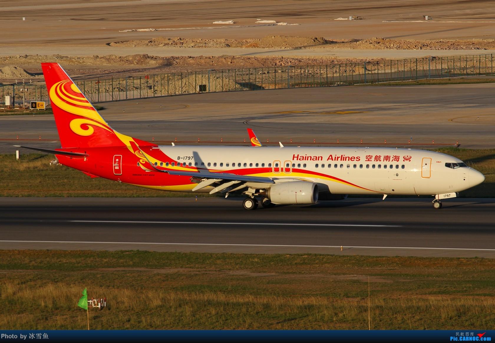 Re:[原创][BLDDQ-昆明飞友会]弹指一挥间在本论坛混了10年了! BOEING 737-800 B-1797 中国昆明长水国际机场