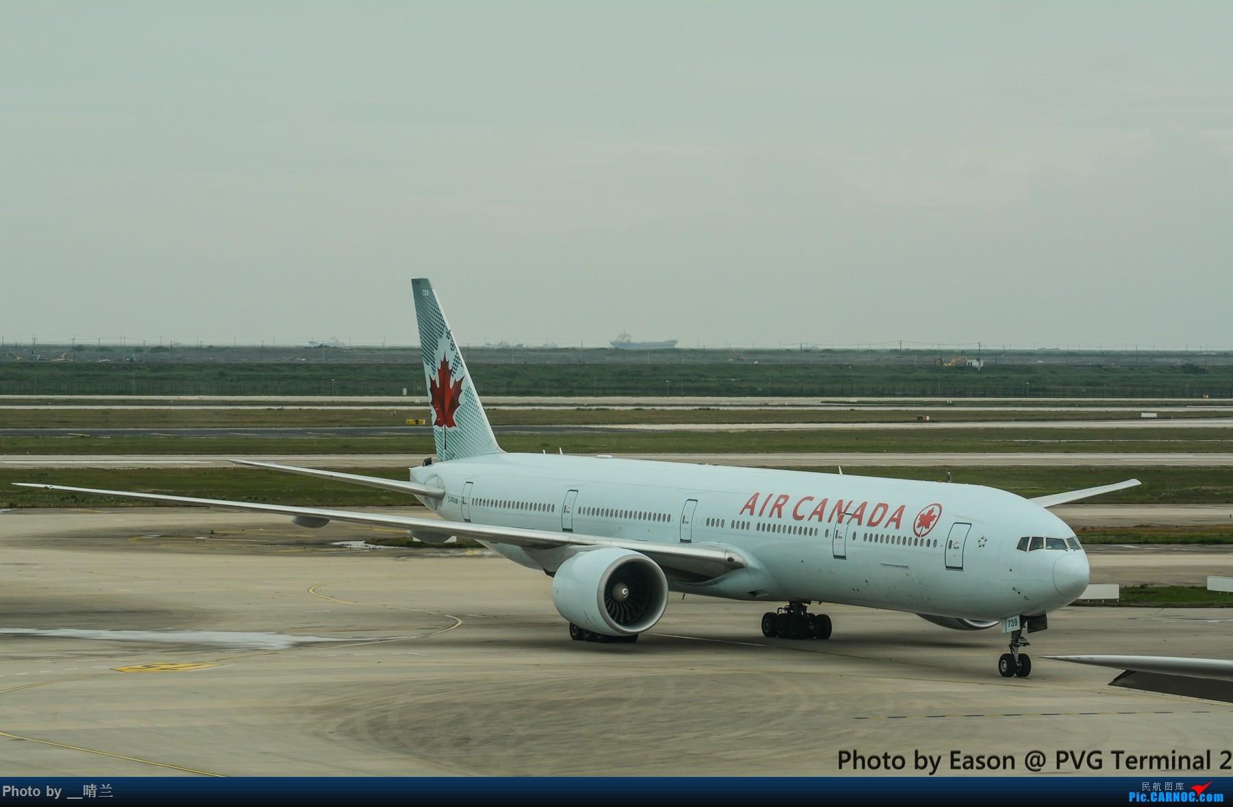 Re:[原创]PVG+SIN候机楼杂拍 BOEING 777-300ER C-FRAM 中国上海浦东国际机场