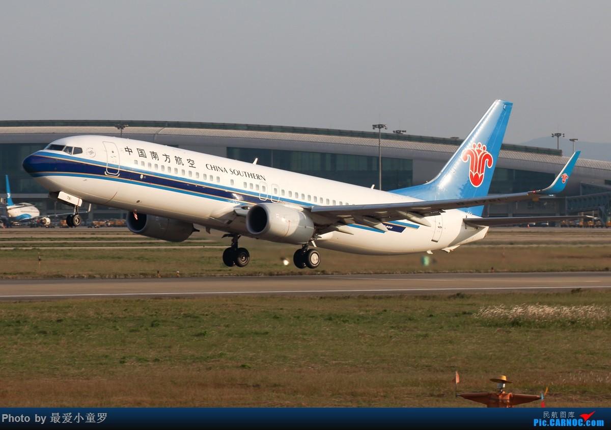 Re:[原创]广州白云机场——大白菜的地盘 BOEING 737-800 B-1781 中国广州白云国际机场
