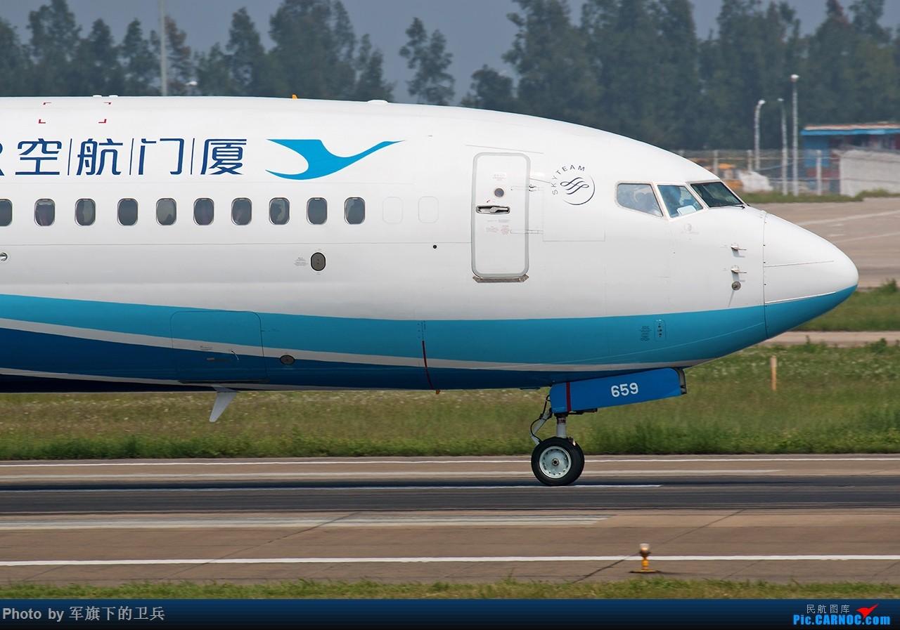 Re:[原创]【福州飞友会】FOC拍机组图 BOEING 737-800 B-5659 中国福州长乐国际机场